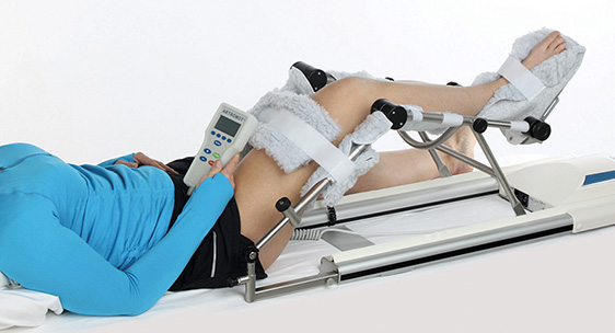 Lytle equipment for the hip, Mover. Increases your range of motion.